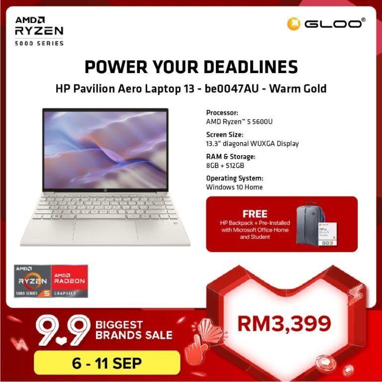 GLOO HP Pavilion Aero Laptop 13