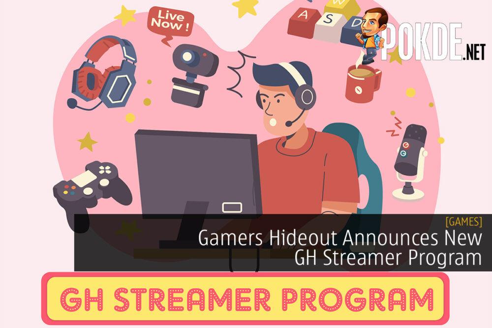 Gamers Hideout GH Streamer Program cover
