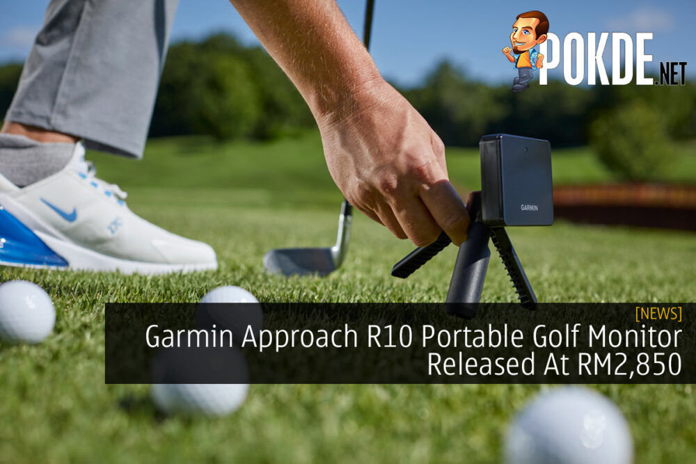 Garmin Approach R10 Portable Golf Monitor Released At RM2,850 21