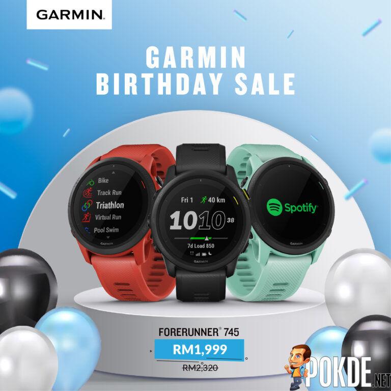 Garmin Celebrates Its Birthday With The Garmin Birthday Sale 21