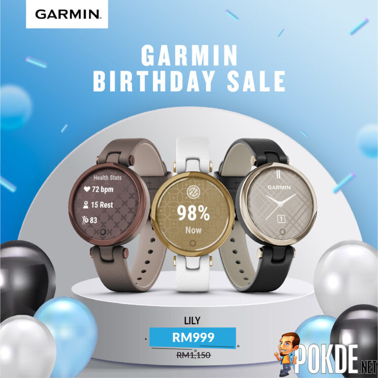 Garmin Celebrates Its Birthday With The Garmin Birthday Sale 22