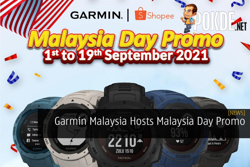 Garmin Malaysia Hosts Malaysia Day Promo 21