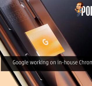 Google chromebook cpu cover
