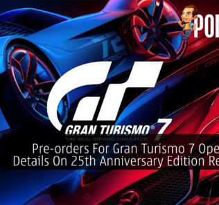 Gran Turismo 7 Pre-order cover