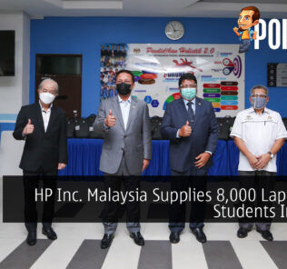 HP Inc. Malaysia Supplies 8,000 Laptops To Students In Johor 25