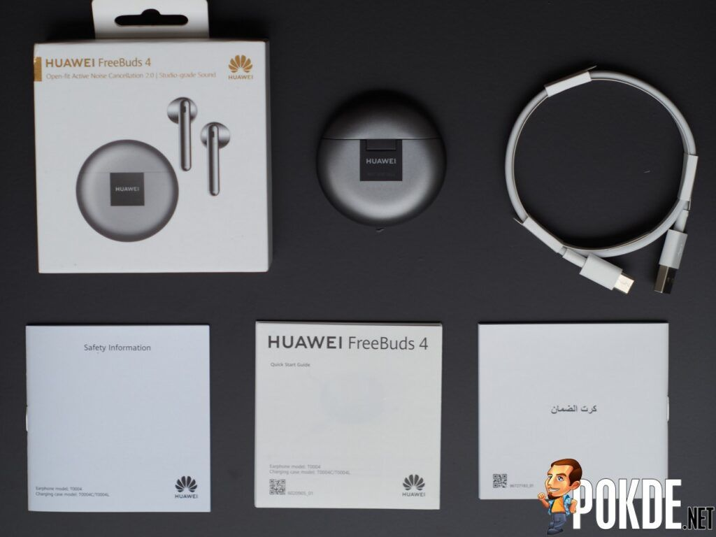 HUAWEI FreeBuds 4 Review - Wow these are comfortable to wear 27