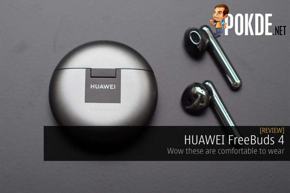 HUAWEI FreeBuds 4 Review cover