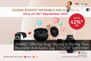 HUAWEI Wearable and Audio Day cover