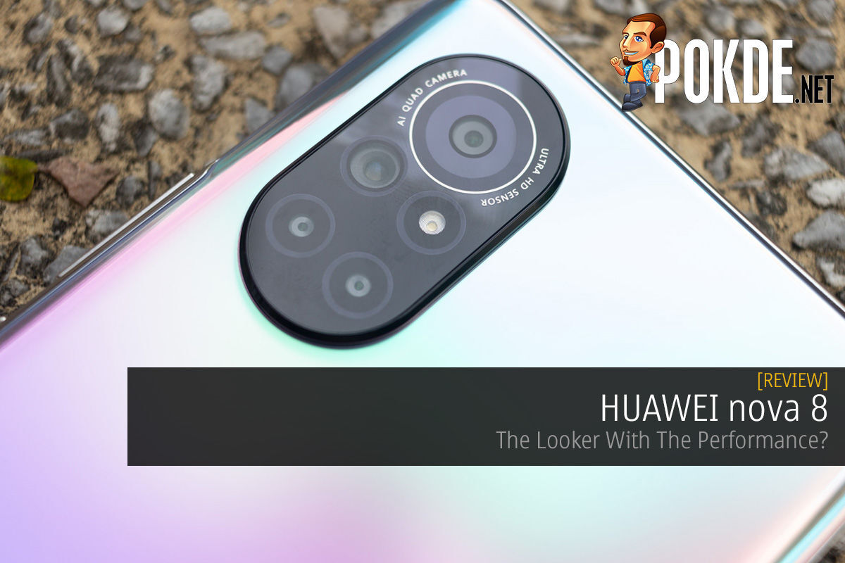 HUAWEI nova 8 Review — The Looker With The Performance? 6