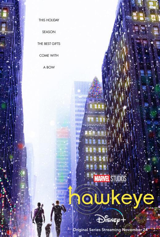 Disney+ Hotstar Hawkeye trailer