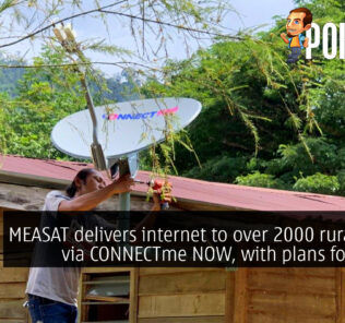 MEASAT Connectme Now cover