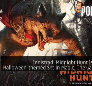 Magic The Gathering Innistrad Midnight Hunt cover