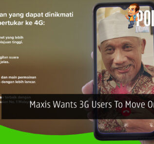 Maxis Wants 3G Users To Move On To 4G 25