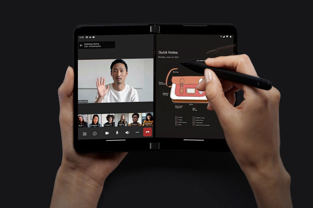 Microsoft Surface Duo 2 Surface Pen