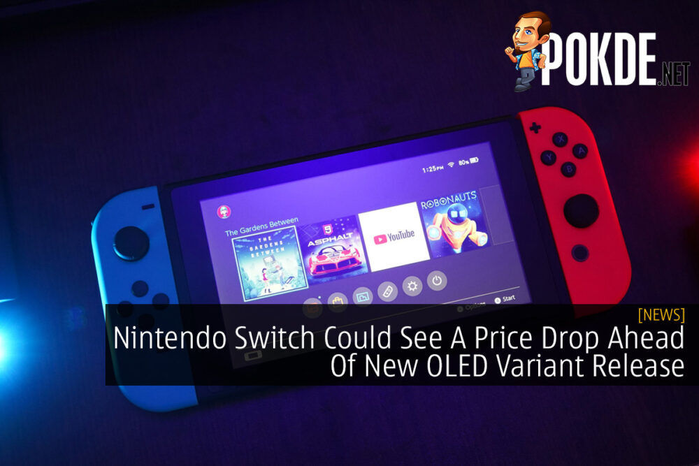 Nintendo Switch Could See A Price Drop Ahead Of New OLED Variant Release 21
