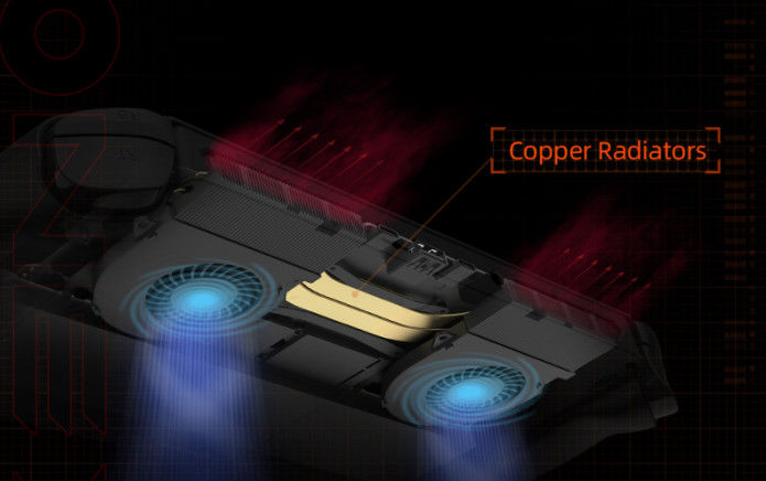 ONEXPLAYER 1S cooling