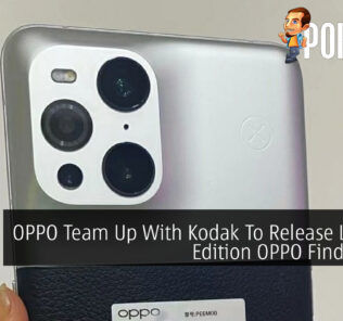 OPPO Team Up With Kodak To Release Limited Edition OPPO Find X3 Pro 22