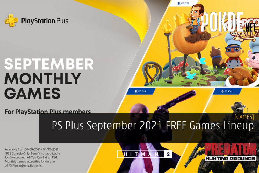 PS Plus September 2021 FREE Games Lineup 21