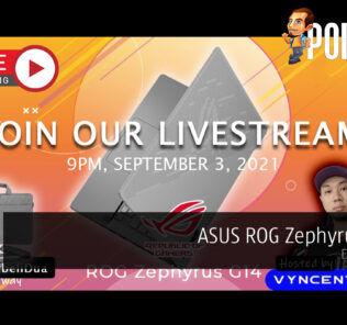 PokdeLIVE 118 — ASUS ROG Zephyrus G14! 27