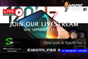 PokdeLIVE 119 — Close Look At Xiaomi Pad 5! 25