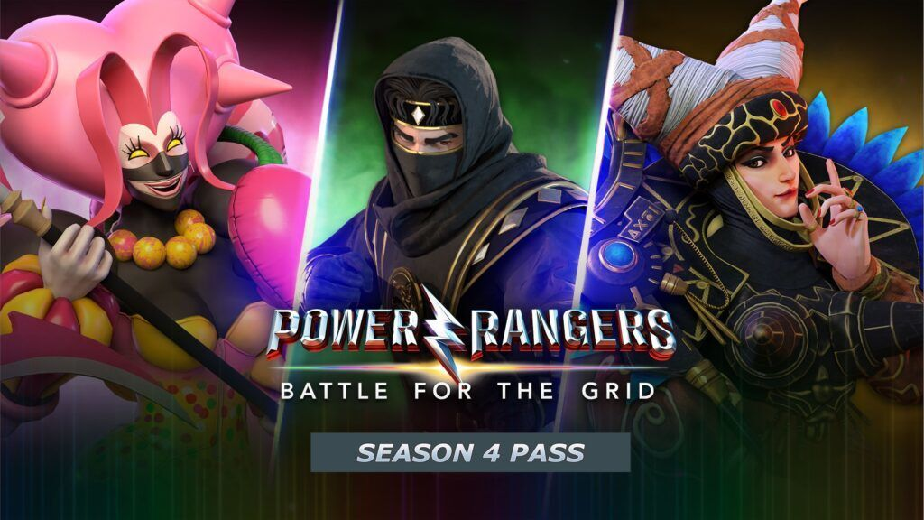 Season 4 Of Power Rangers Battle For The Grid Has Arrived 27