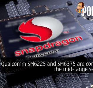 Qualcomm SM6225 SM6375 mid-range cover