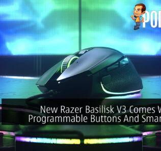 Razer Basilisk V3 cover