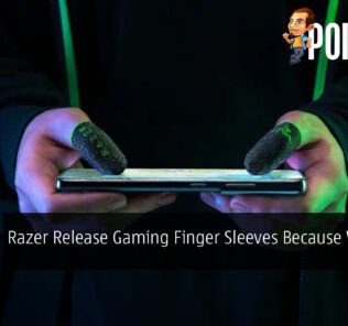 Razer Release Gaming Finger Sleeves Because Why Not 22