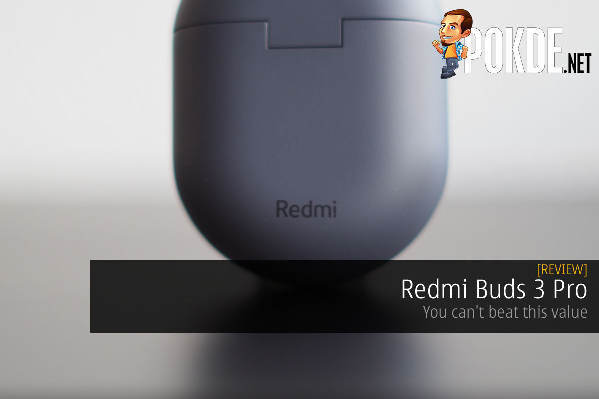 Redmi Buds 3 Pro Review cover