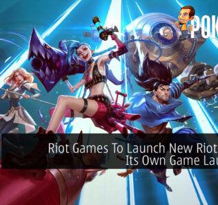 Riot Client cover