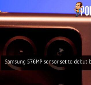 Samsung 576MP sensor set to debut by 2025 19