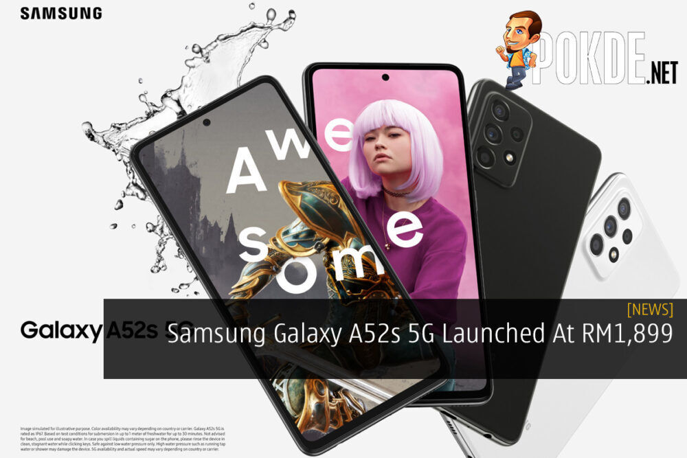 Samsung Galaxy A52s 5G Launched At RM1,899 27