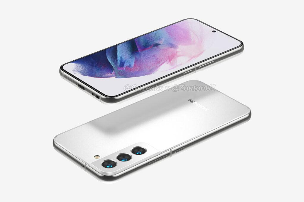 Samsung Galaxy S22 white