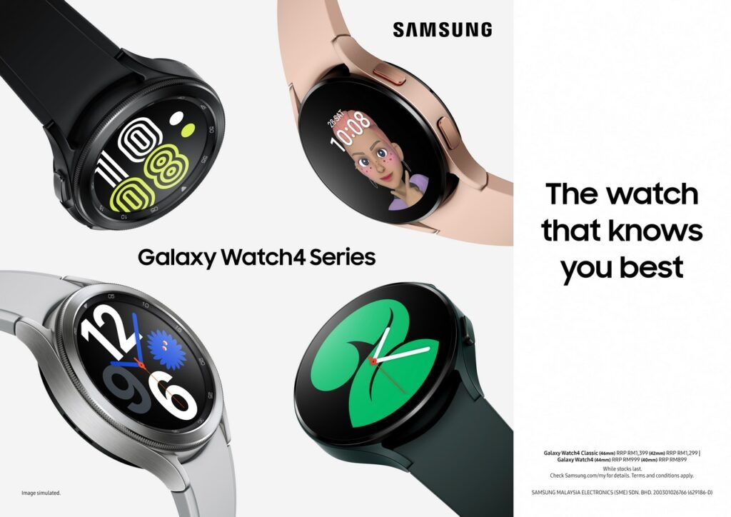 Samsung Galaxy Watch4 Series Are Now Available With A Starting Price Of RM899 27