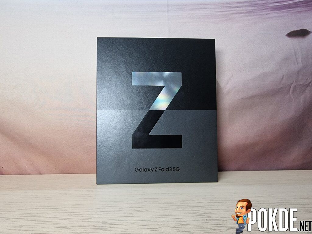 Samsung Galaxy Z Fold3 First Impressions