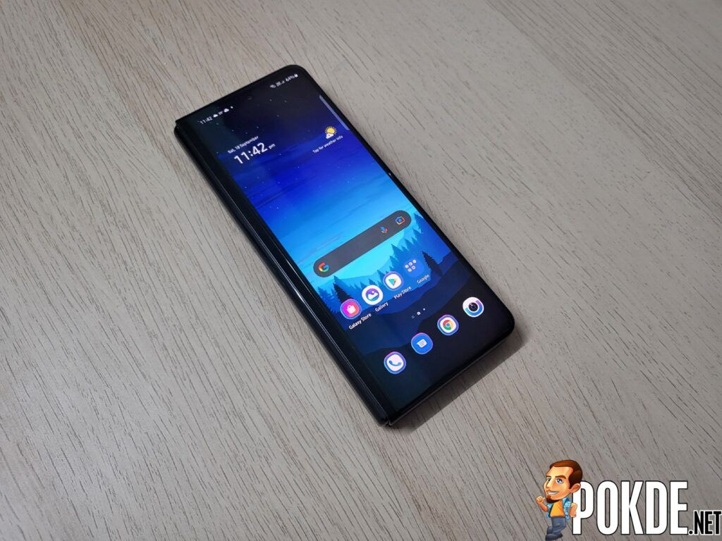 Samsung Galaxy Z Fold3 Review -
