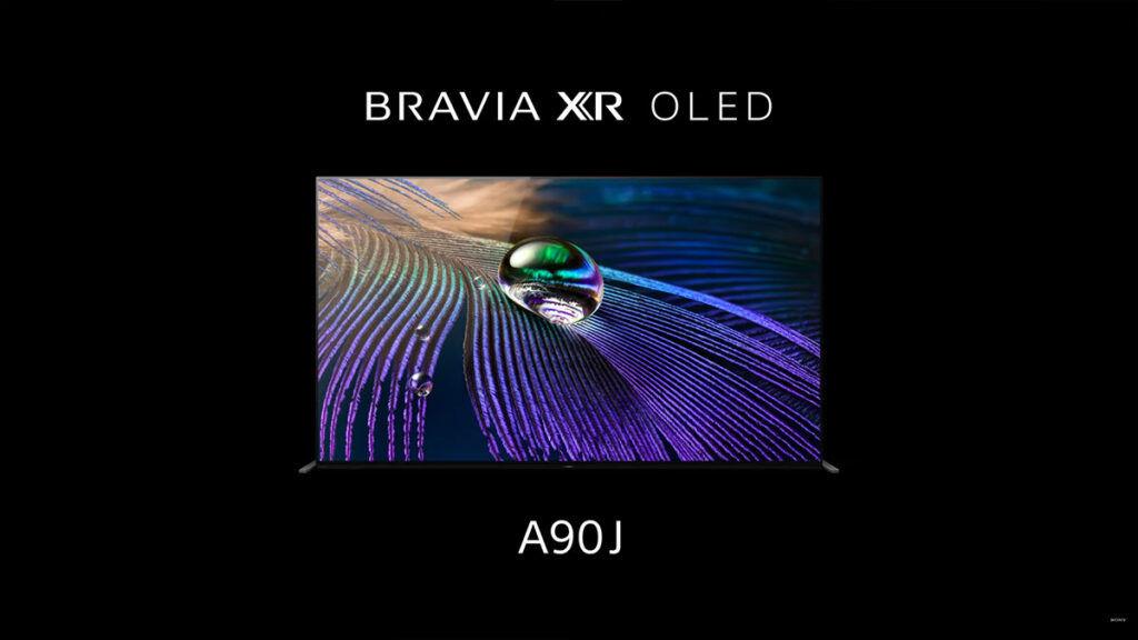 Sony BRAVIA XR A90J TV