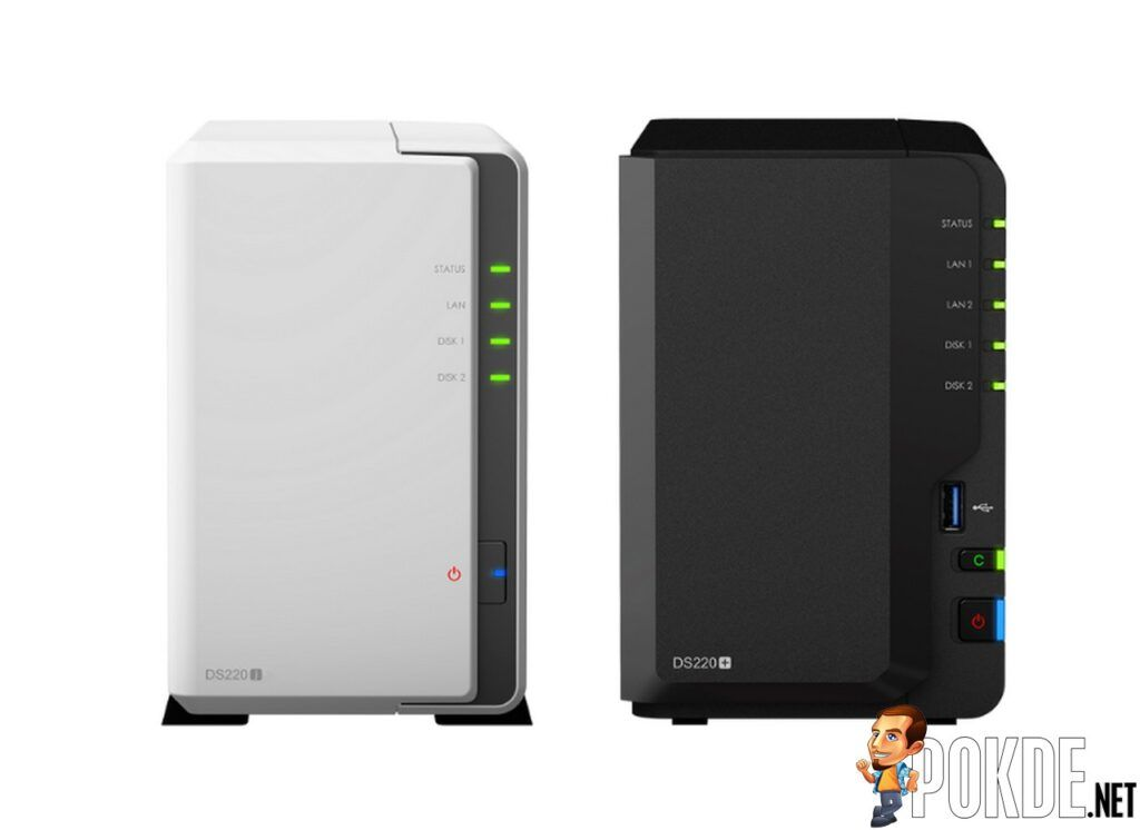 Stand A Chance To Win A New Synology NAS DS220+ When You Join Synology Malaysia's Event 23
