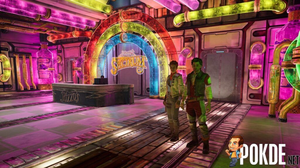 The Outer Worlds: Murder on Eridanos Officially Drops On Nintendo Switch 24