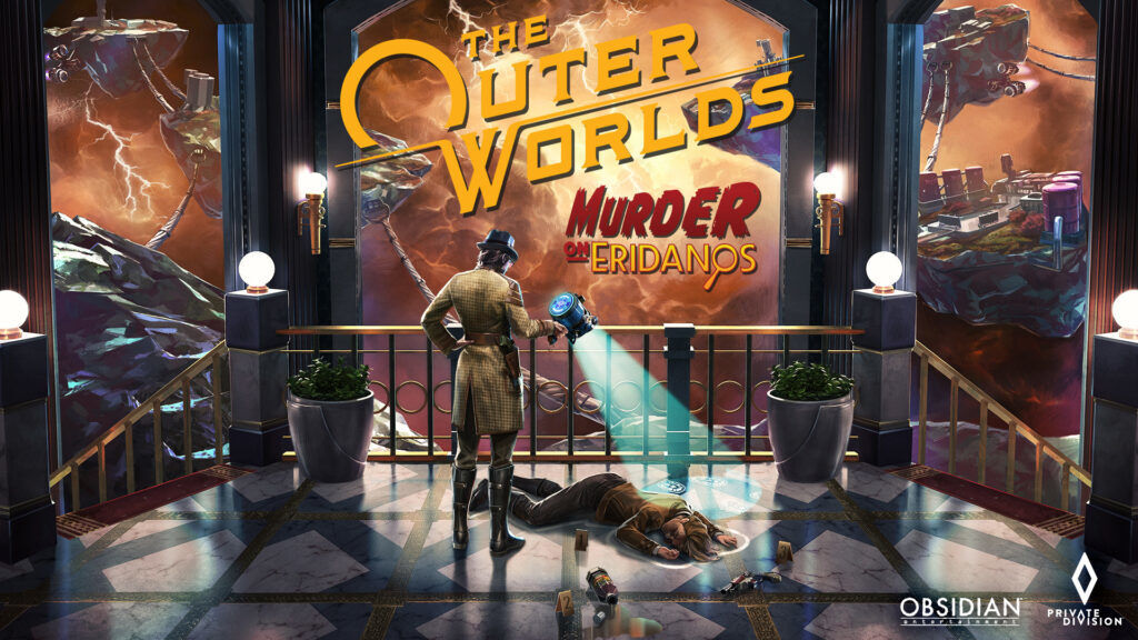 The Outer Worlds: Murder on Eridanos Officially Drops On Nintendo Switch 21