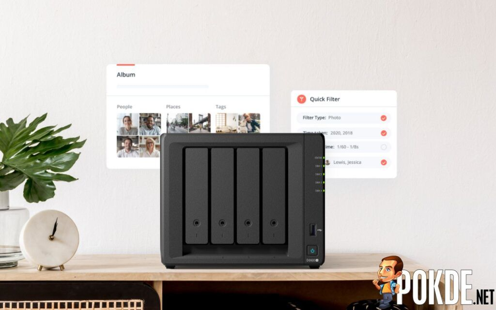 Stand A Chance To Win A New Synology NAS DS220+ When You Join Synology Malaysia's Event 22