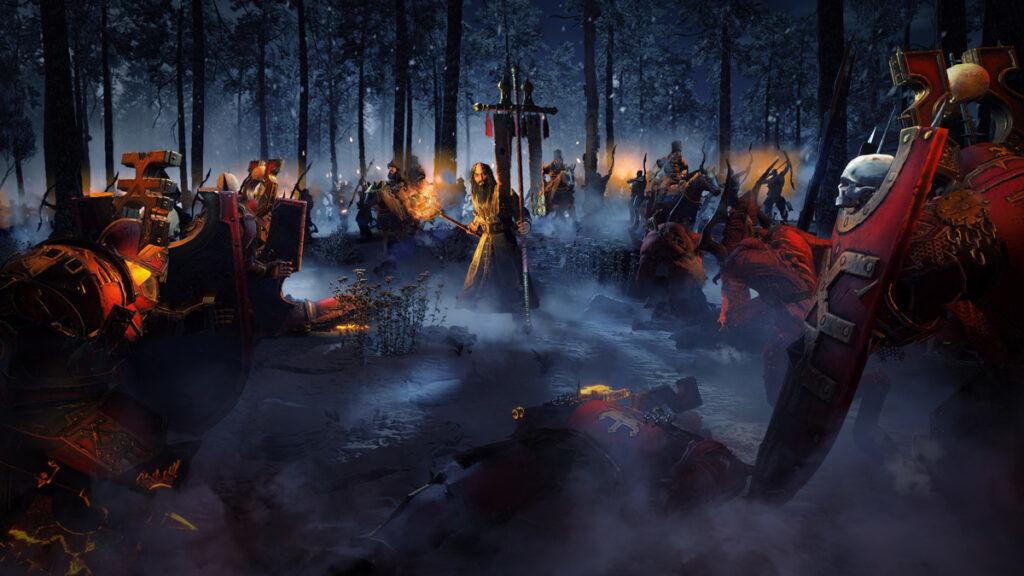 Total War Warhammer 3 trailer