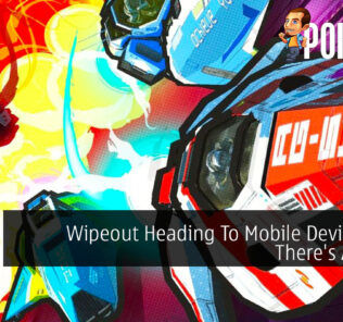 Wipeout Heading To Mobile Devices But There's A Catch 23