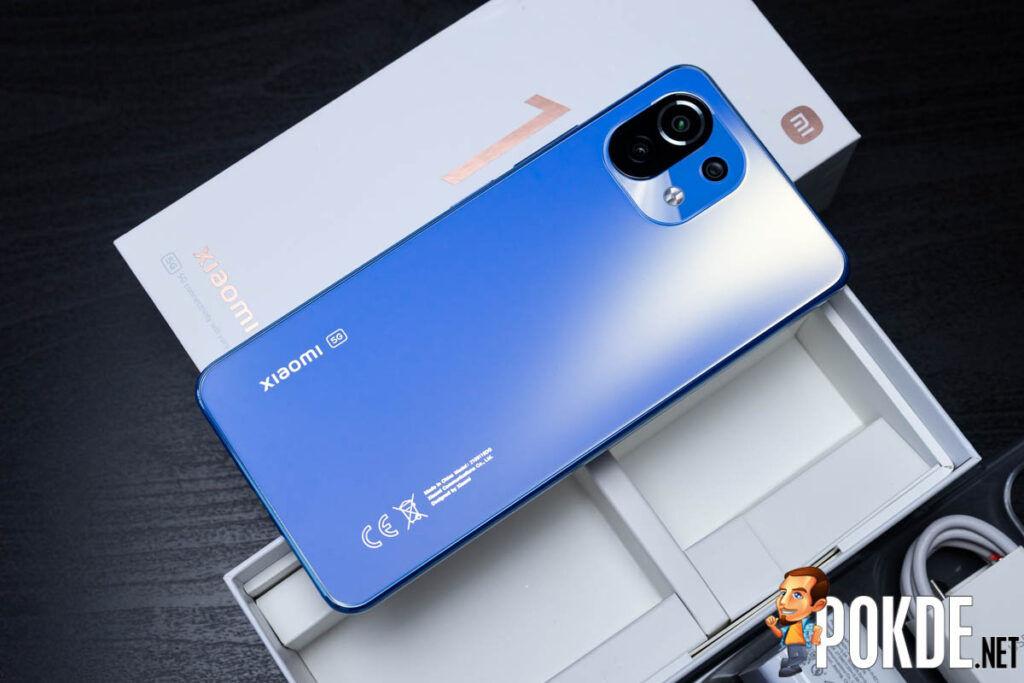Xiaomi 11 Lite 5G NE review-4