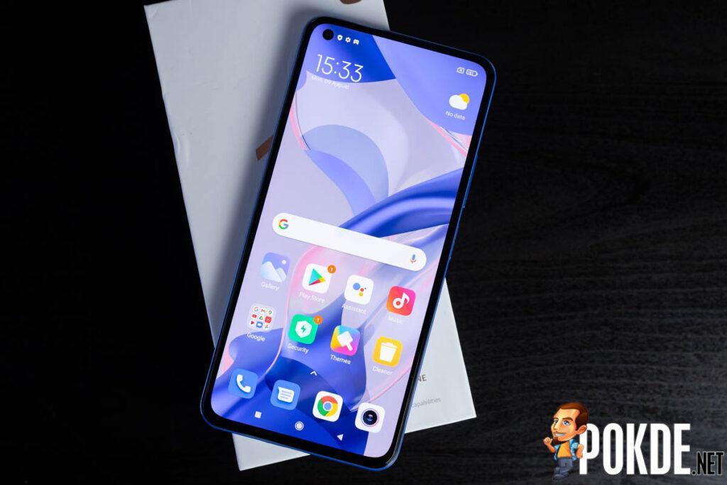 Xiaomi 11 Lite 5G NE review-9