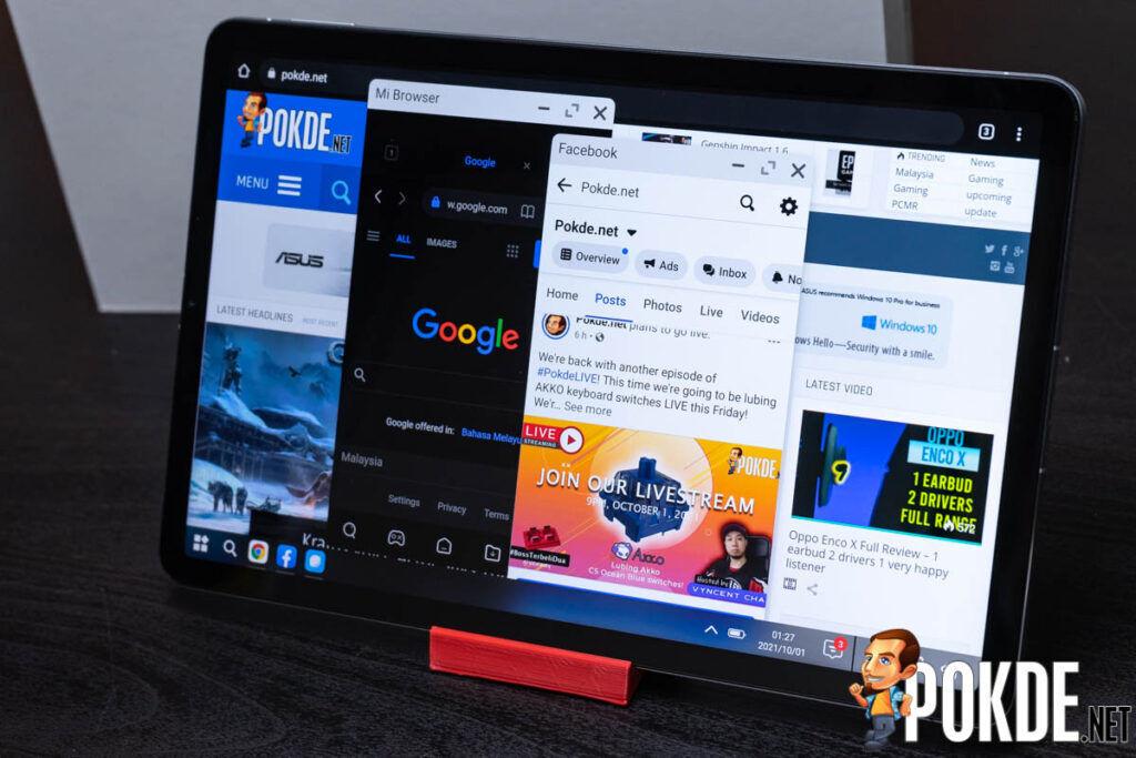 Xiaomi Pad 5 Review-16