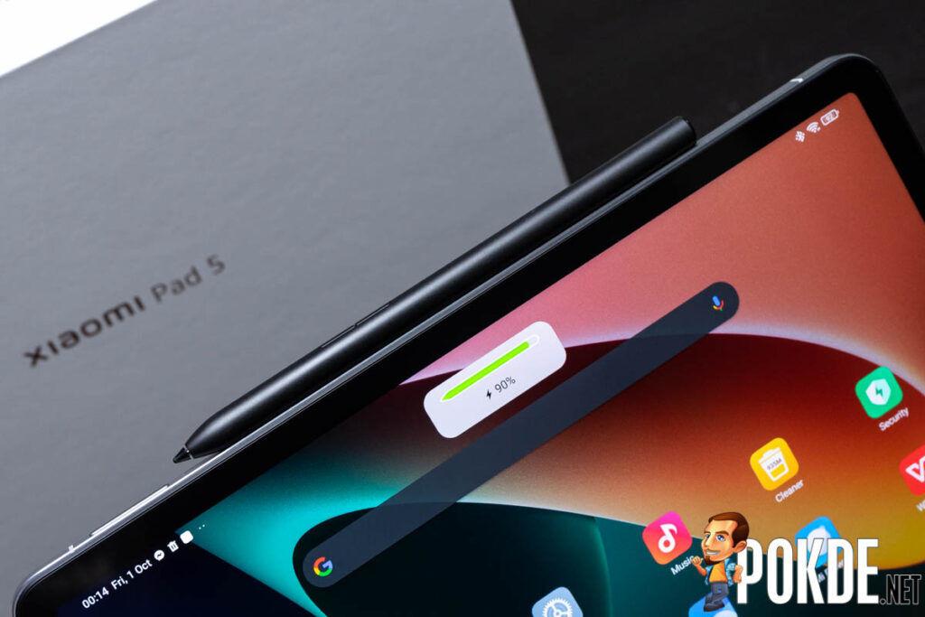 Xiaomi Pad 5 Review Xiaomi Smart Pen-1