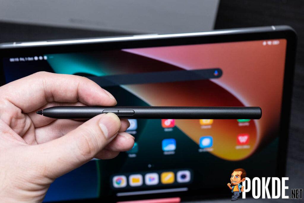 Xiaomi Pad 5 Review Xiaomi Smart Pen-2