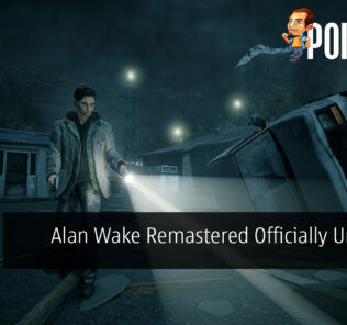 Alan Wake Remastered Officially Unveiled