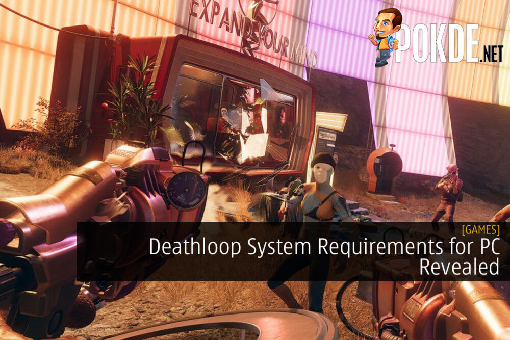 Deathloop System Requirements for PC Revealed